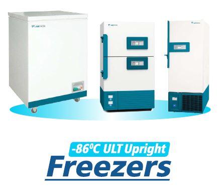 -86°C ULTRA LOW TEMPERATURE UPRRINGHT FREEZERS LUF-D20