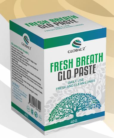 GLOPASTE FRESH  BREATH